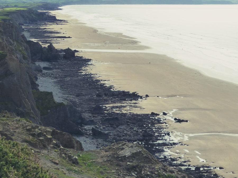 Sandymouth, Devon